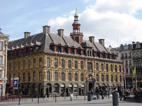Lille grandplace - BLOG