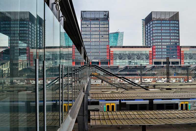 lille gare europe - Transfert Aéroport